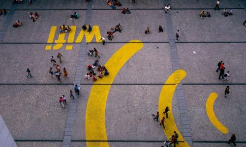Wi-Fi everywhere, illustrative photo